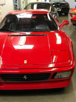1994 Ferrari 348 TB:23 car images available