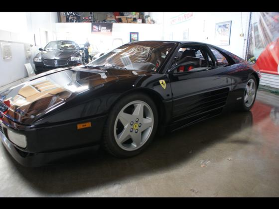 1990 Ferrari 348 TS Challenge:24 car images available