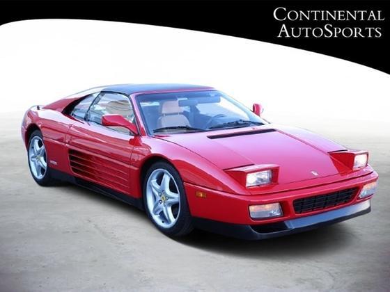 1992 Ferrari 348 TS