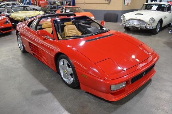 1993 Ferrari 348 TS:24 car images available