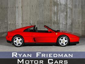 1990 Ferrari 348 TS:24 car images available