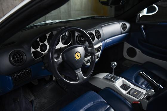 2001 Ferrari 360