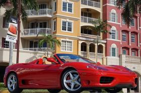2004 Ferrari 360 :24 car images available