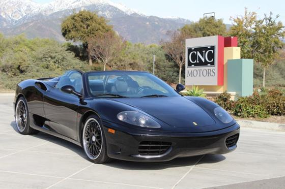 2001 Ferrari 360 :24 car images available