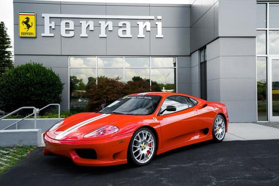 2004 Ferrari 360 Challenge Stradale F1:24 car images available