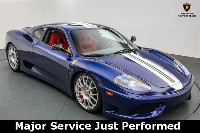 2004 Ferrari 360 Challenge Stradale:24 car images available