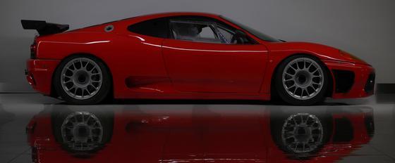 2001 Ferrari 360 Challenge:22 car images available