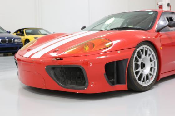 2001 Ferrari 360 Challenge