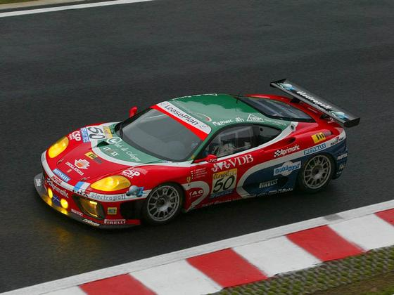 2002 Ferrari 360 Michelotto N GT:24 car images available