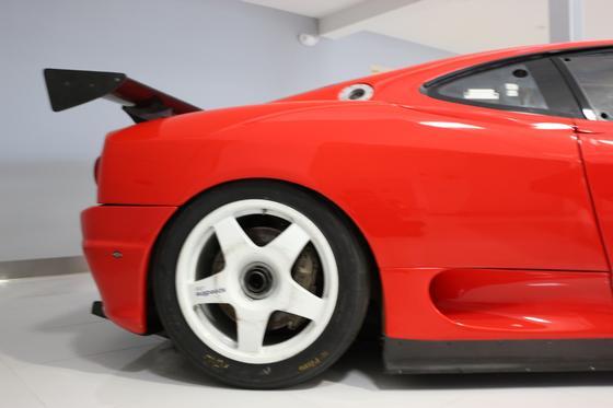 2004 Ferrari 360  Michelotto N GT