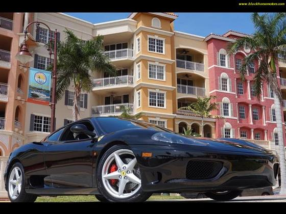 2002 Ferrari 360 Modena:24 car images available