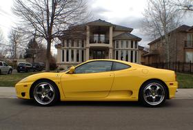 1999 Ferrari 360 Modena:12 car images available