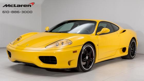 1999 Ferrari 360 Modena:20 car images available