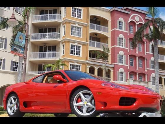 2001 Ferrari 360 Modena:24 car images available