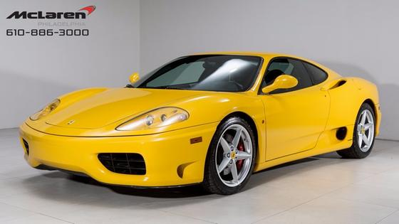 1999 Ferrari 360 Modena:21 car images available