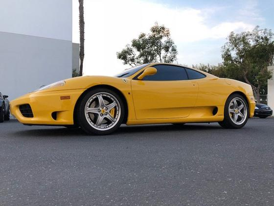 2003 Ferrari 360 Modena:17 car images available