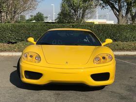 2003 Ferrari 360 Modena