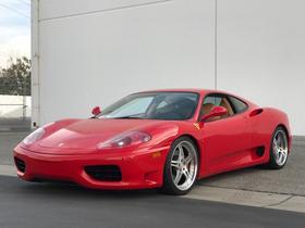 2002 Ferrari 360 Modena:24 car images available