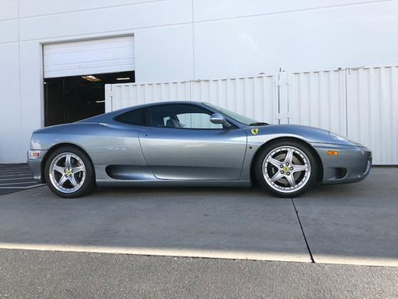 2004 Ferrari 360 Modena:16 car images available