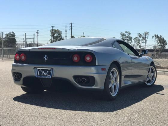 2004 Ferrari 360 Modena:24 car images available