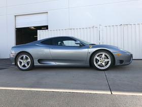 2004 Ferrari 360 Modena:16 car images available