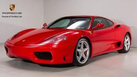 2004 Ferrari 360 Modena:24 car images available