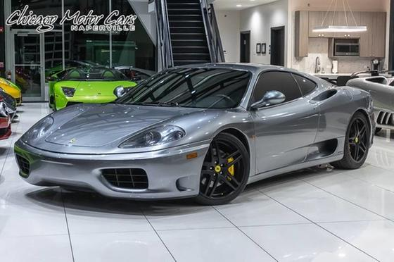 2000 Ferrari 360 Modena:24 car images available