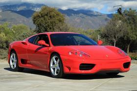 1999 Ferrari 360 Modena