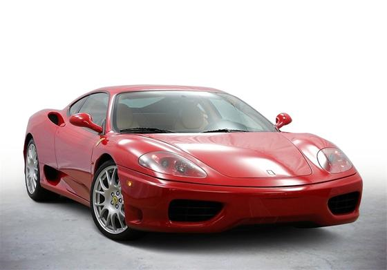 1999 Ferrari 360 Modena:24 car images available