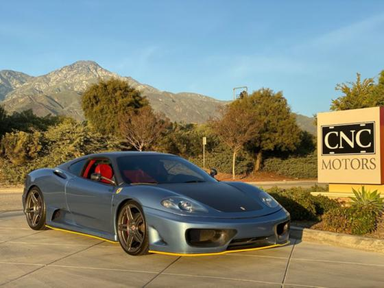 2002 Ferrari 360 Modena:8 car images available
