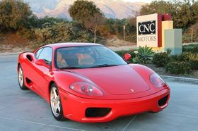 2000 Ferrari 360 Modena:22 car images available