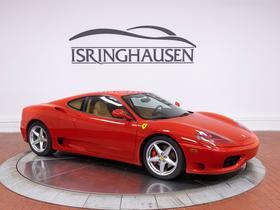 1999 Ferrari 360 Modena:19 car images available