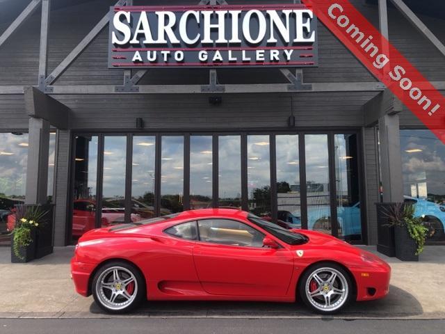 2000 Ferrari 360 Modena:2 car images available