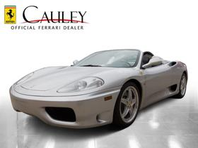 2002 Ferrari 360 Spider:24 car images available
