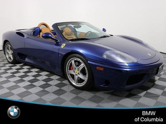 Ferrari 360 For Sale Global Autosports