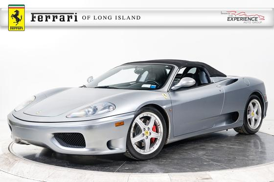 2003 Ferrari 360 Spider:24 car images available