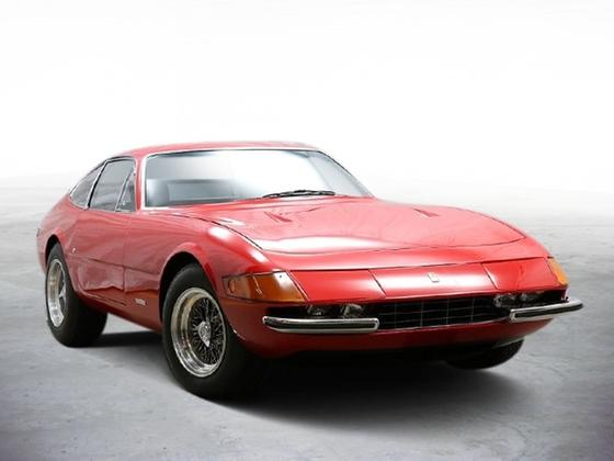 1972 Ferrari 365 Daytona:24 car images available