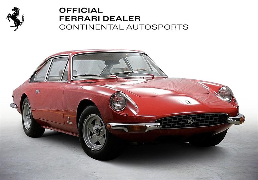 1970 Ferrari 365 GT:24 car images available