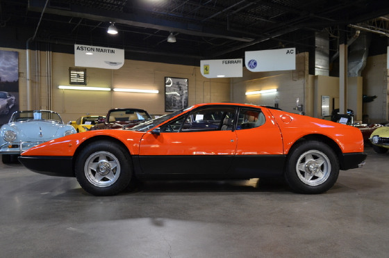 1975 Ferrari 365 Gt4 For Sale In Huntington Station Ny Global Autosports