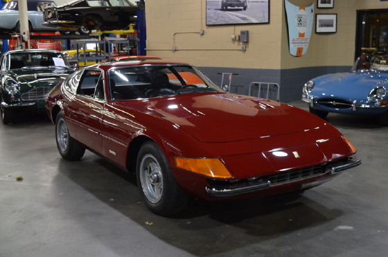 1971 Ferrari 365 GTB/4 Daytona:18 car images available