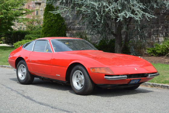 1971 Ferrari 365 GTB/4 Daytona:9 car images available