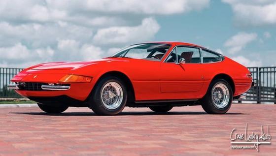 1972 Ferrari 365 GTB:21 car images available