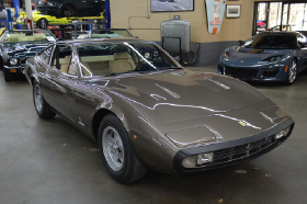 1972 Ferrari 365 GTC/4:12 car images available