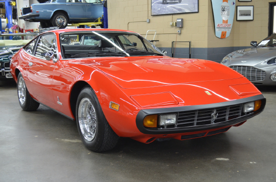 1972 Ferrari 365 GTC/4:10 car images available