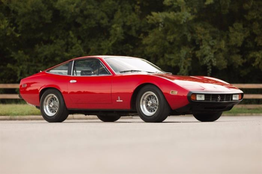 1972 Ferrari 365 GTC/4:6 car images available