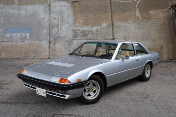 1981 Ferrari 400 i:6 car images available
