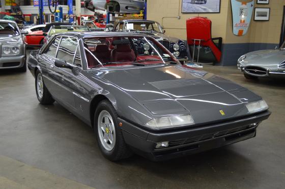 1986 Ferrari 412 i:12 car images available