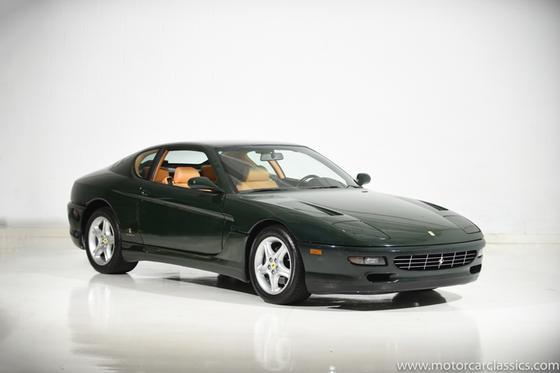 1995 Ferrari 456 :24 car images available