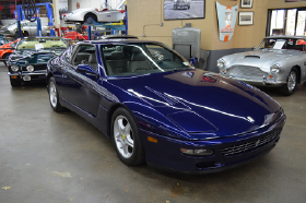 1995 Ferrari 456 GT:10 car images available