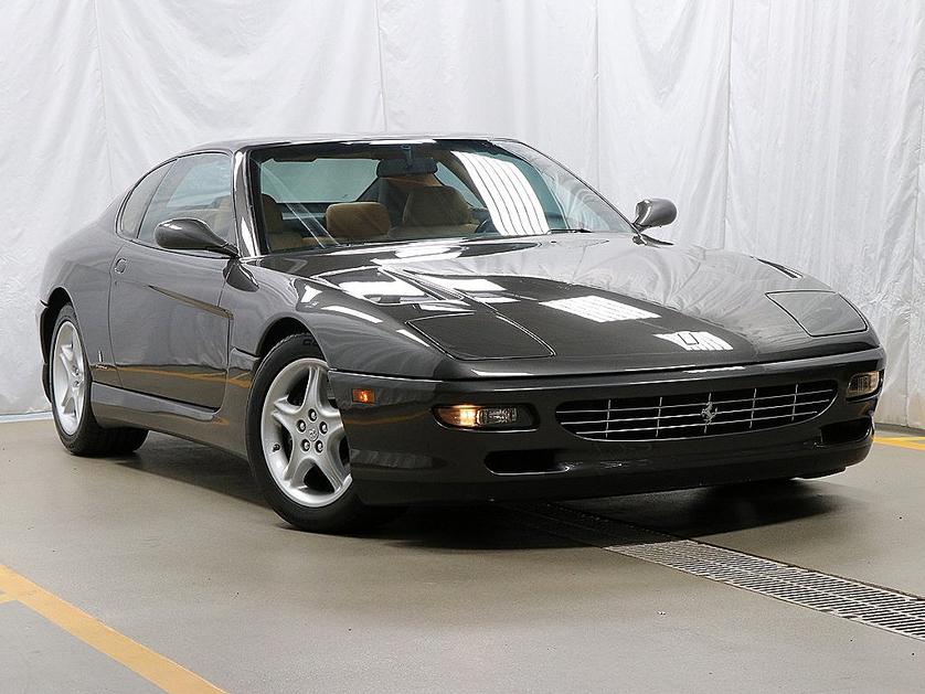 1995 Ferrari 456 GT:24 car images available